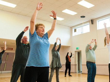 Benefits of Dance for Older People