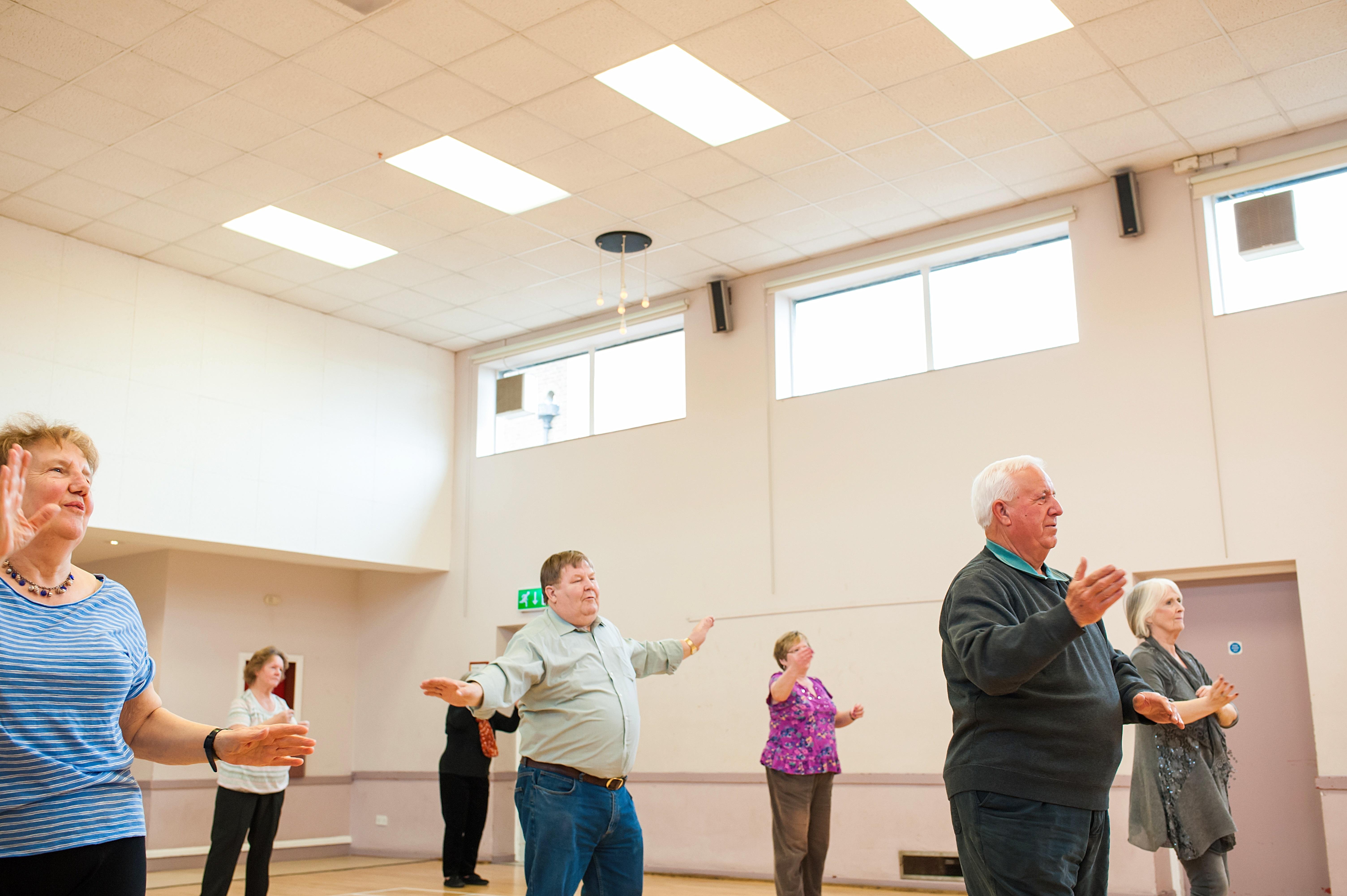 Adult Dance Class 11