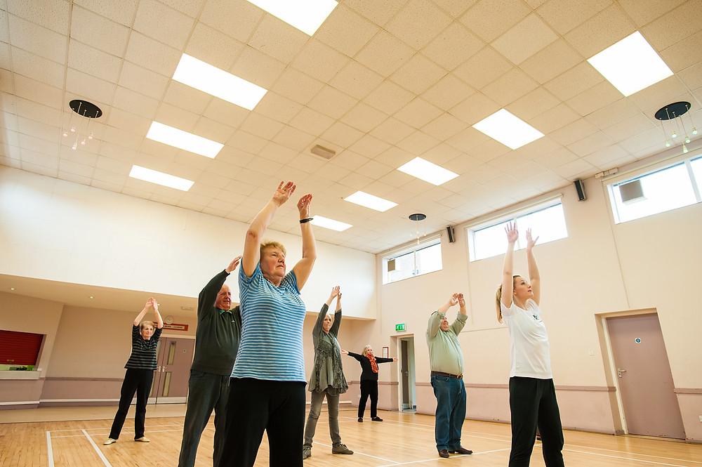 Adult dance classes South Yardley