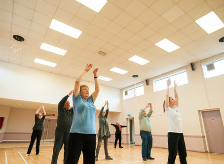 Adult Dance Classes South Yardley