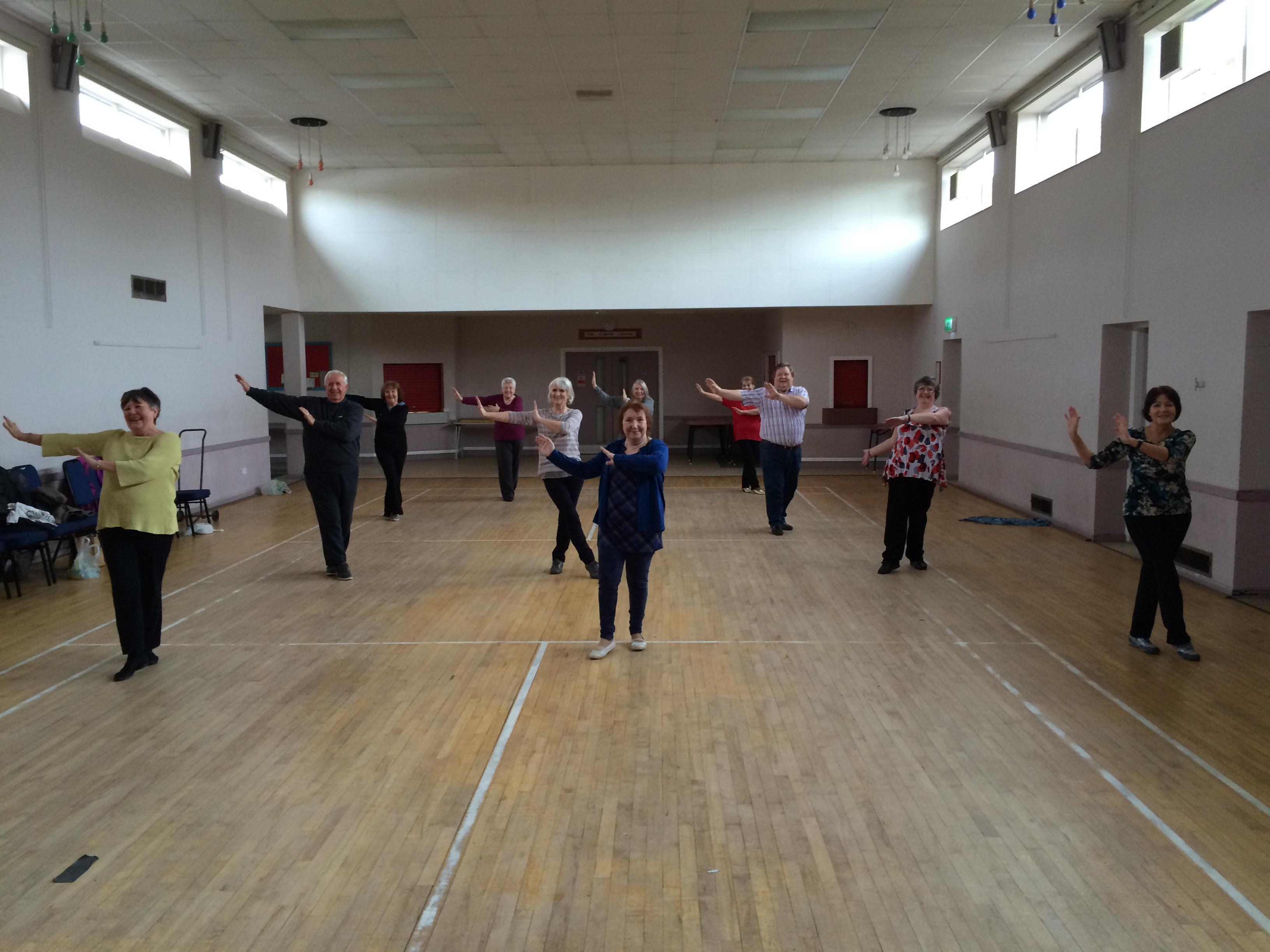 Marston Green Keep Dancing Dancers