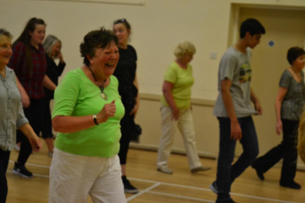 Adult Dance Class Marston Green