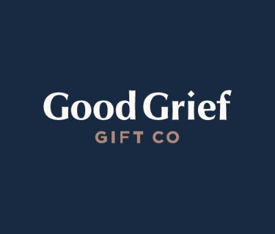 Partnership with Good Grief Gift Co.
