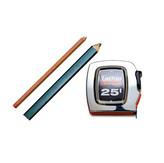 Pencil, Tape Measure