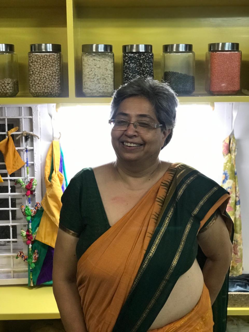 Lata Bhatia, Founder - Zero Waste Bazaar