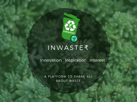 INWASTER:A Platform to share all about Waste