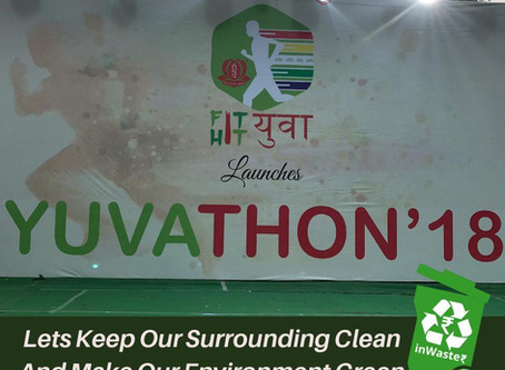 Our Green Experience with Yuvathon'18