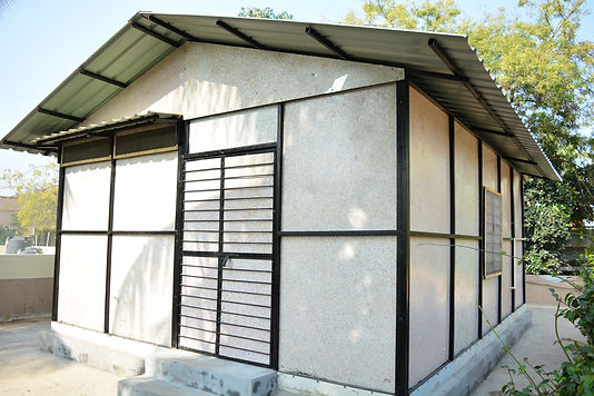 Recycled Plastic House.JPG