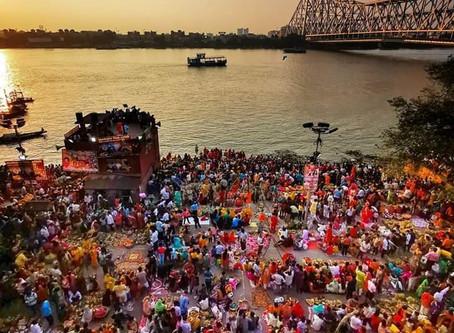 River Ganga Clean-up Drive - A Growing Community