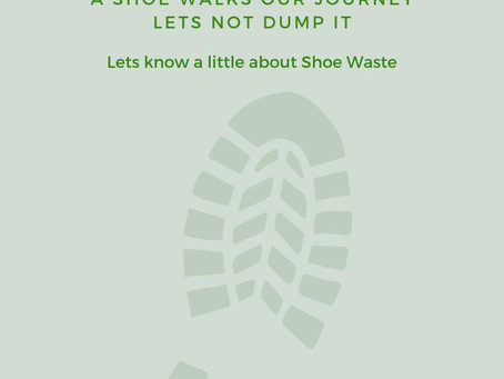 Lets Know about Shoe Waste