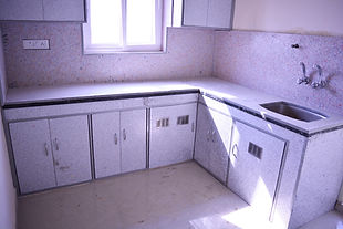 Kitchen Made with plastic waste.JPG