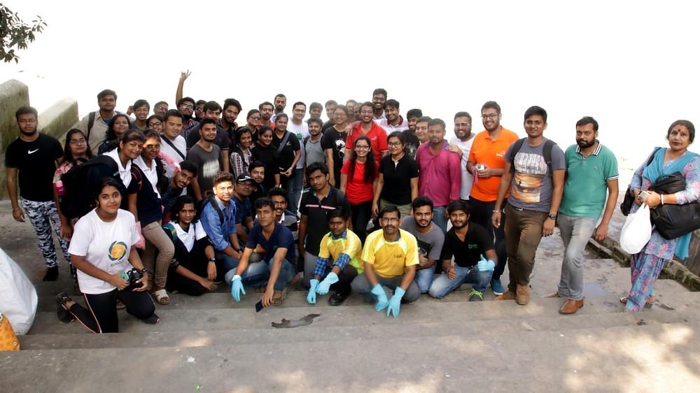 Volunteer at Gopal Ghat