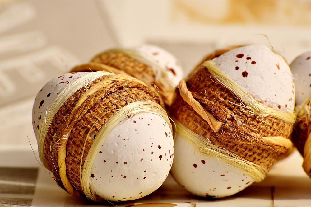 Egg Polystyrene Cord  (Image Credit : Pixabay)