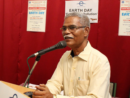 Milind Pagare : A man on a mission of Public Awareness