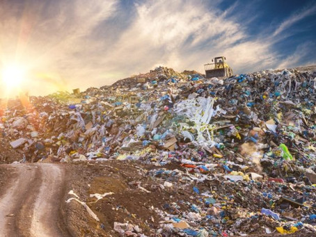 Waste lying in Dump yard crying for help