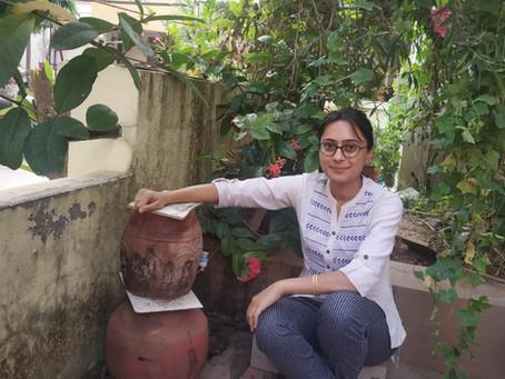 'Mitti ka Matka' for My Kitchen Waste