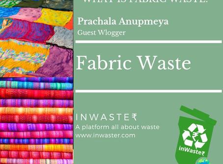Lets Talk Fabric Waste