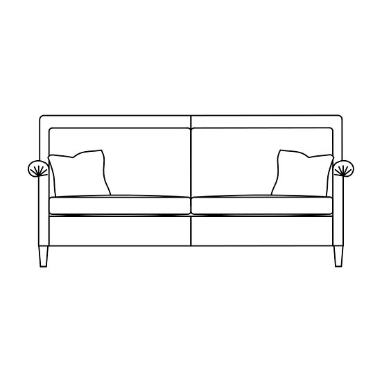 Gabrielle Medium Sofa
