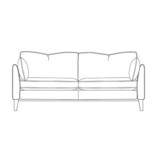 Albion 3 Seater Sofa