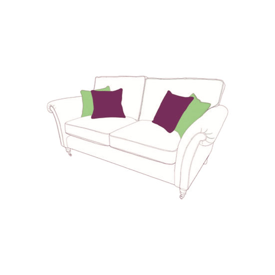 Chatsworth Large Sofa Standard Back