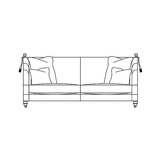 Hornblower 2.5 Seater Sofa