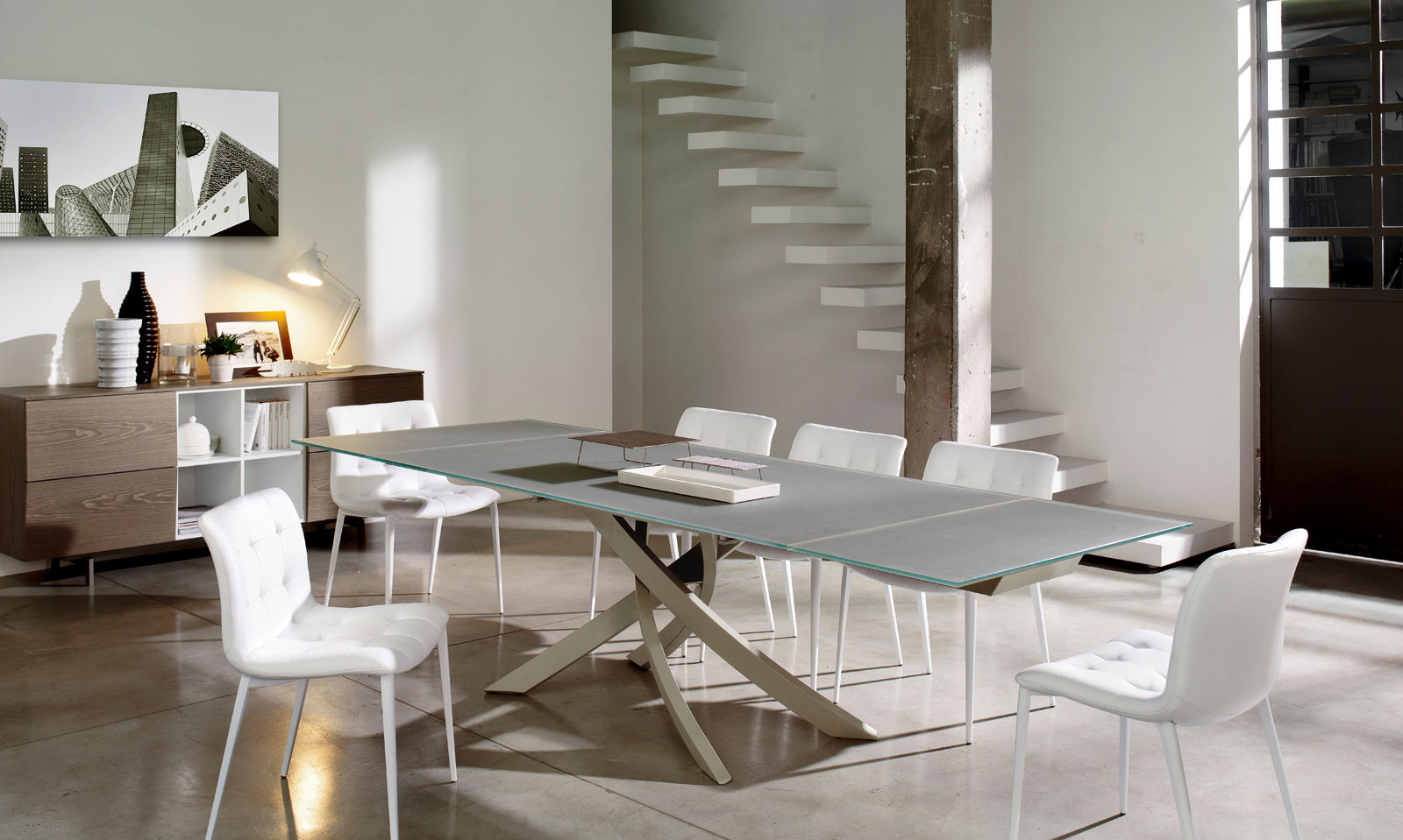 Artistico Table Glass Pic3