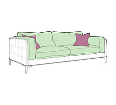 Sloan Large Sofa