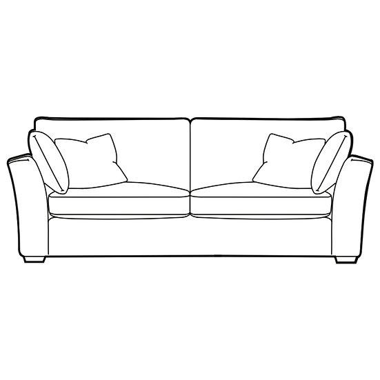 Meridien Extra Large Sofa