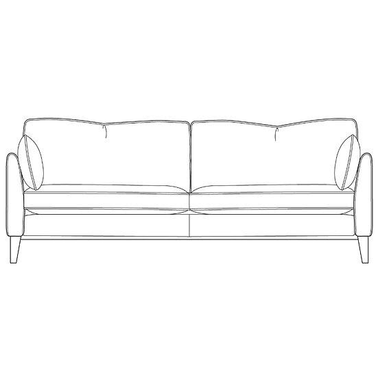 Albion 4 Seater Sofa