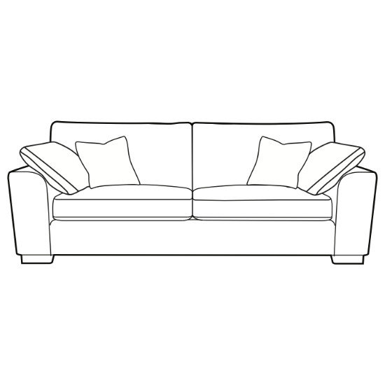 Jena Large Sofa