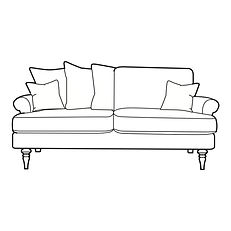 JOSLIN LARGE SOFA