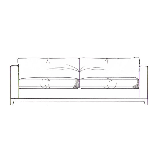 Harris Large Sofa