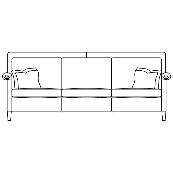 Gabrielle Large Sofa