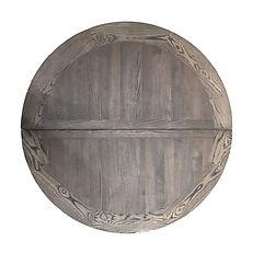ARDEN 150cm DIAMETER EXTENDING TABLE