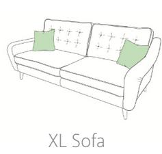 Faye XL Sofa