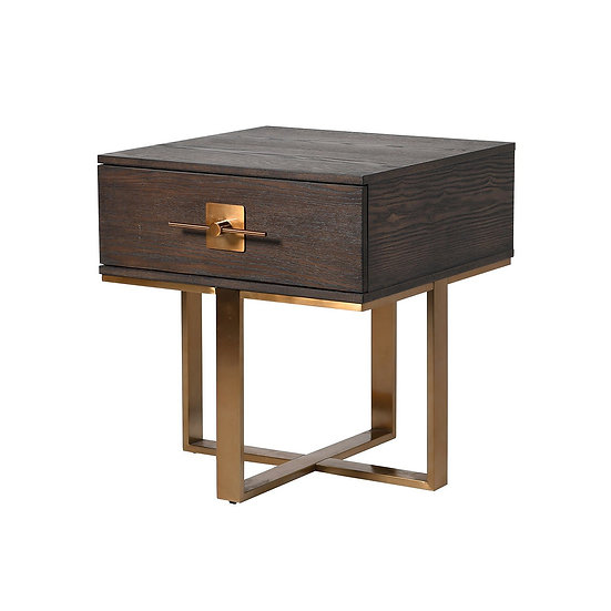 Galena End Table