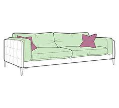 Sloan XL Sofa