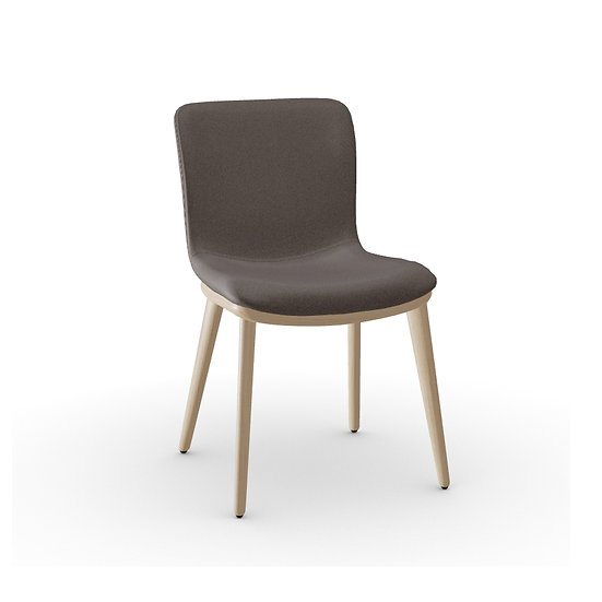 Annie Chair P19W Wood