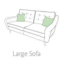 Faye Large Sofa