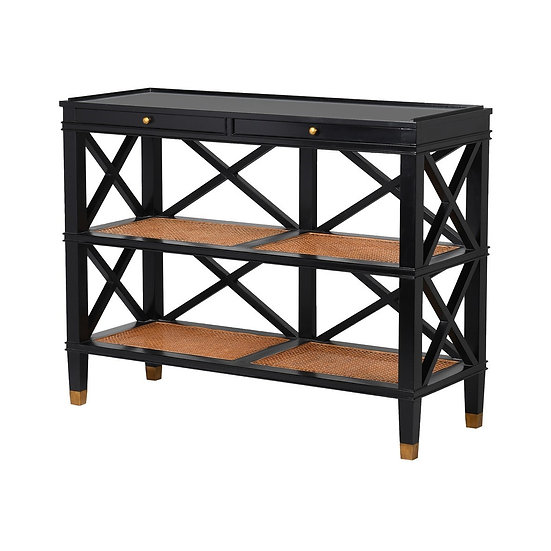 Madison Console with slides