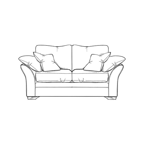 Simone Small Sofa Grade C