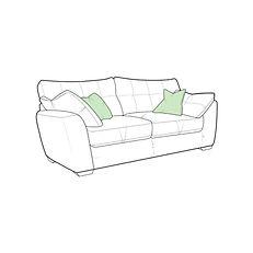 Hudson Large Sofa