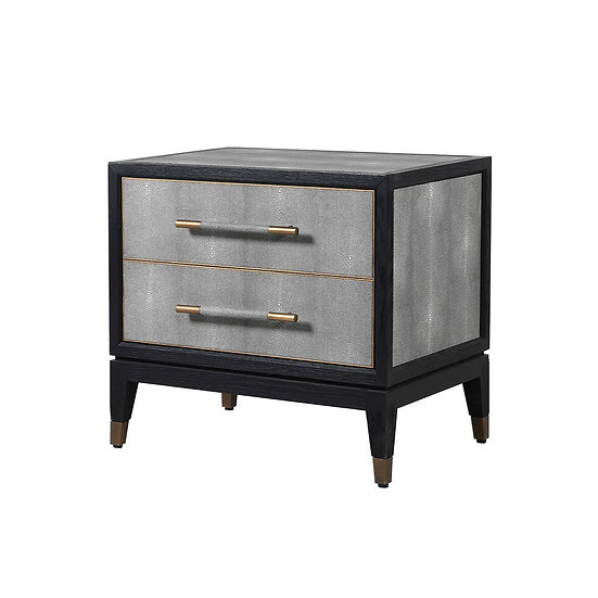 Kerien 2 Drawer Side Table