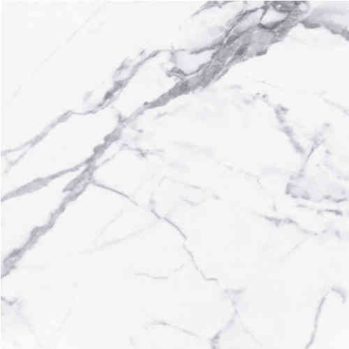 P9C Matt Silk White Marble Ceramic