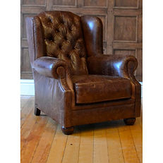 NORTON WING CHAIR