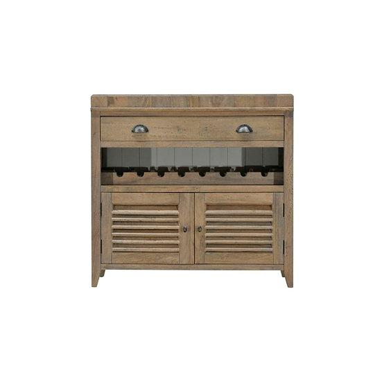 Tuscany Large Wine Cabinet