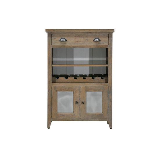 Tuscany Small Wine Cabinet