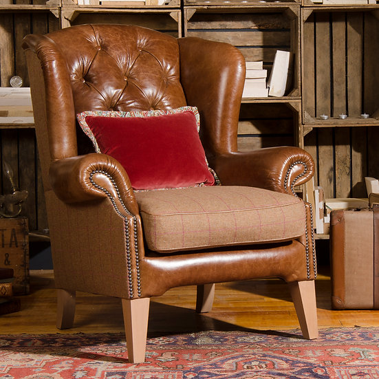 Jefferson Wing Chair