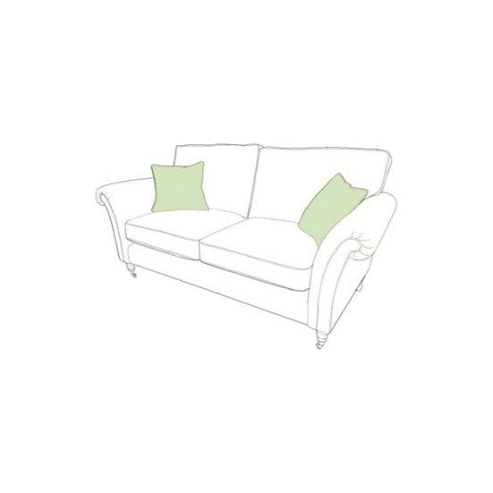 Chatsworth Small Sofa Standard Back