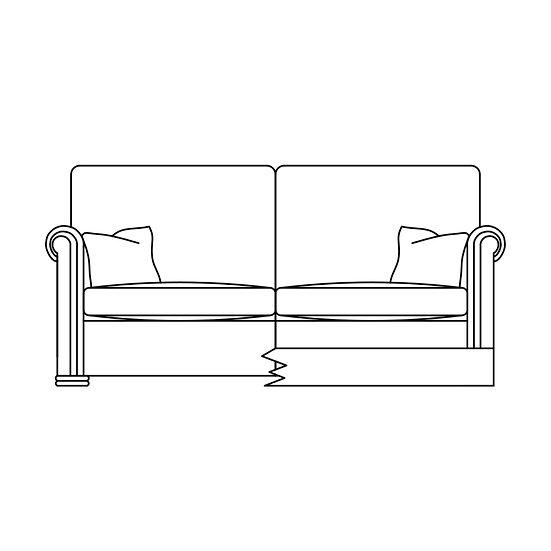 Waldorf 2.5 Seater Sofa